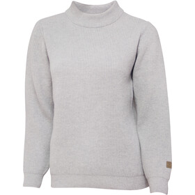Ivanhoe of Sweden GY Odla Sweater Damen light silver grey